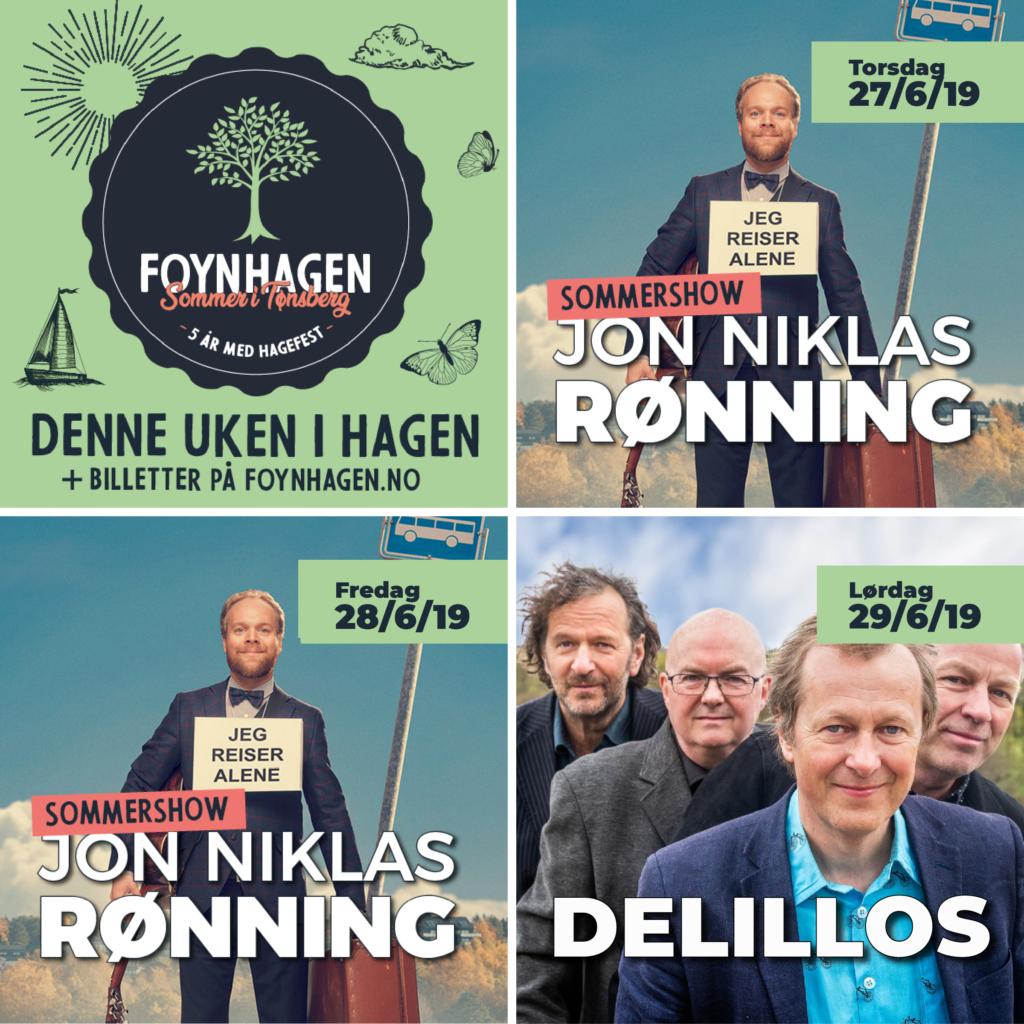 Hva som skjer i uke 26 i Foynhagen 2019